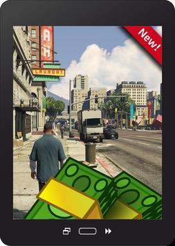 Grand Cheats: GTA 5 Prank screenshot 1