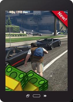 Grand Cheats: GTA 5 Prank screenshot 5