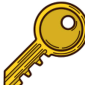 Money Key icon