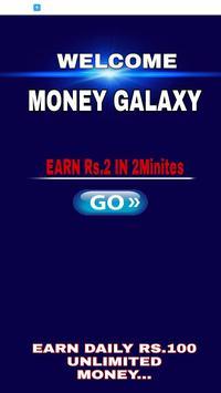 Money Galaxy poster