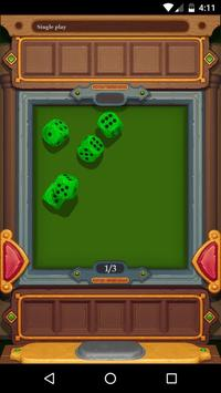 Dice Duel 3D screenshot 1