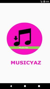 MusicYaz music downloader apk screenshot