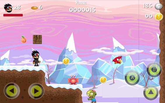 Ninja Runner apk screenshot