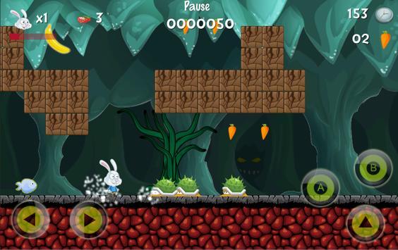 Super Bunny Run apk screenshot