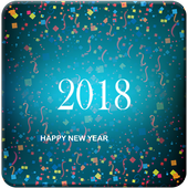 Glorious Happy New Year Messages 2018 icon