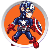 Super Hero Matching Game icon
