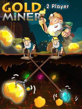 Gold Miner-Free 2 Player Games screenshot 10