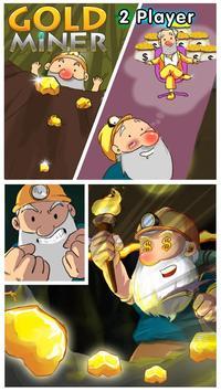 Gold Miner-Free 2 Player Games screenshot 1