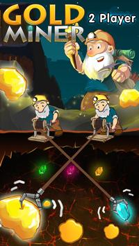 Gold Miner-Free 2 Player Games screenshot 2