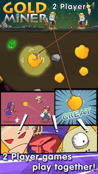 Gold Miner-Free 2 Player Games screenshot 3