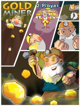 Gold Miner-Free 2 Player Games screenshot 5