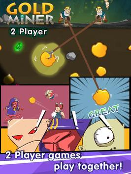 Gold Miner-Free 2 Player Games screenshot 7