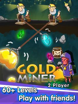 Gold Miner-Free 2 Player Games screenshot 8