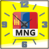 Mongolia Time icon