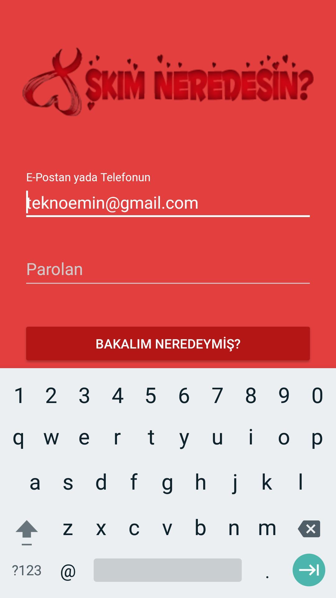 Aşkım Neredesin For Android Apk Download