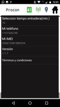 Emergencias Procon screenshot 1