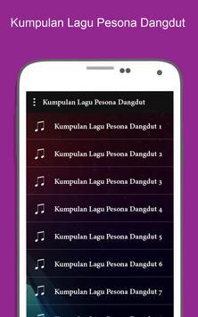 Kumpulan Lagu Pesona Dangdut apk screenshot