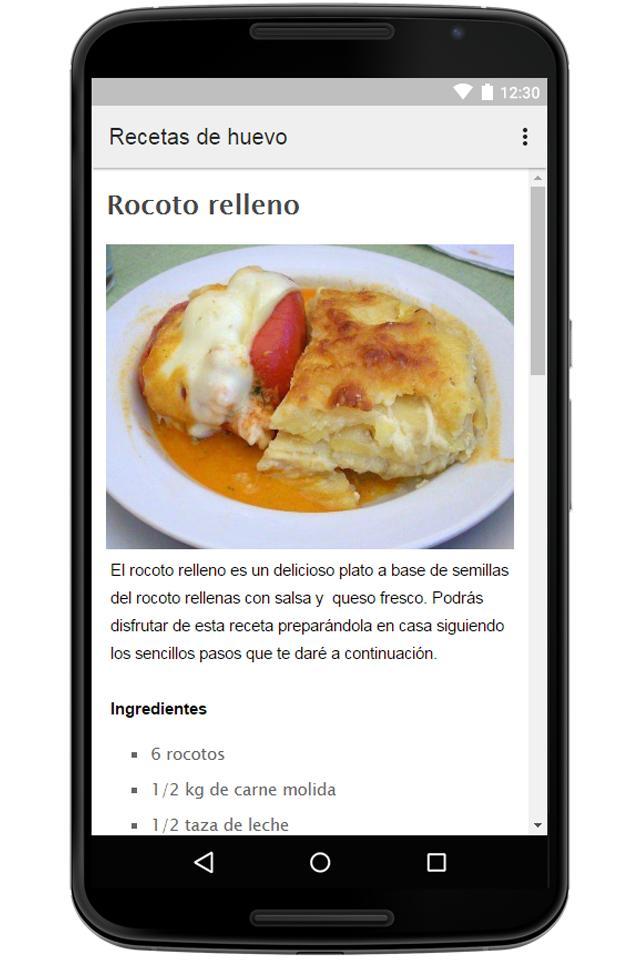 Recetas De Huevos Saludables Sanas Faciles Gratis For