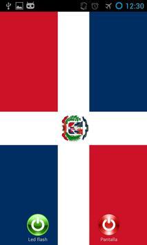 Linterna República Dominicana apk screenshot