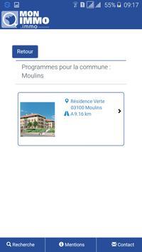 Monimmo.immo screenshot 1
