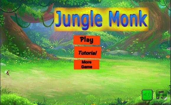 Jungle Monk screenshot 1