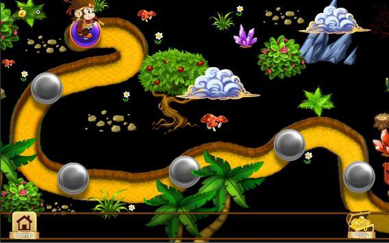 Jungle Monk screenshot 2