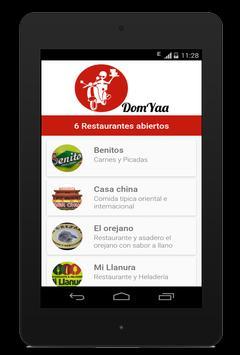 Domicilios DomYaa screenshot 8