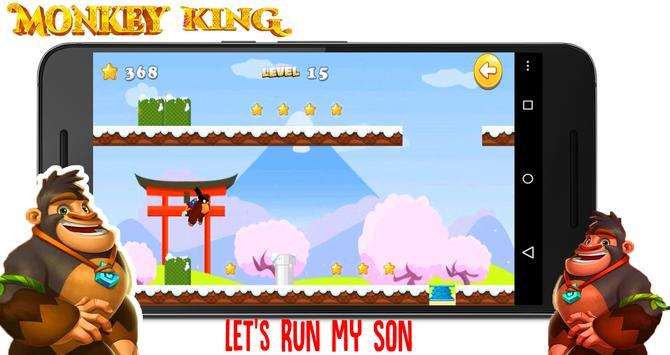 Monkey Island : Faily Hero🍀🍀 apk screenshot