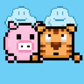 Piggy Jumpy icon