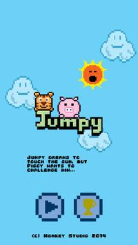 Piggy Jumpy poster