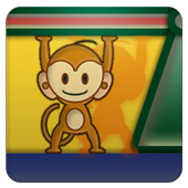 smart monkey icon