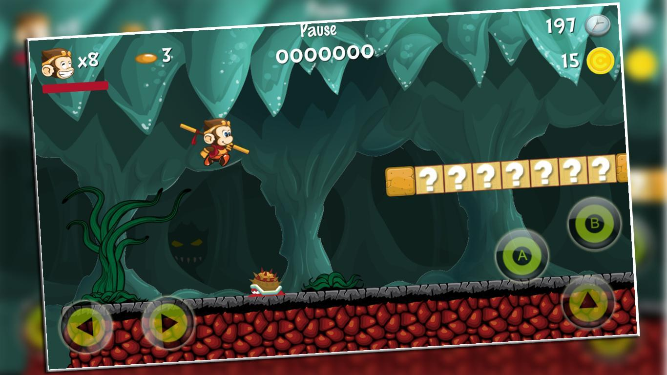 Super 🙈 Monkey : Old TV Game For Kids for Android - APK Download