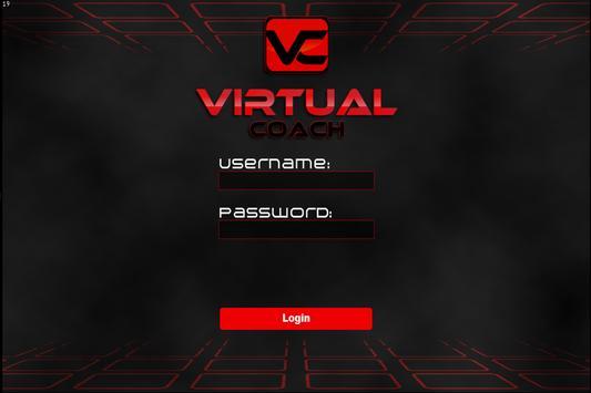 Virtual Coach Player apk screenshot