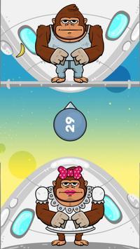 Monkey King Banana Games poster