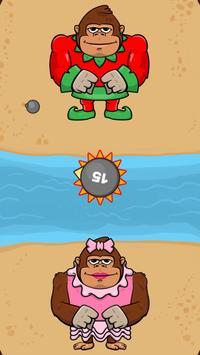 Monkey King Banana Games screenshot 1