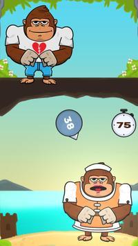 Monkey King Banana Games screenshot 2