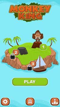 Monkey King Banana Games screenshot 4