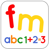 Fridge Magnet Letters+Numbers icon