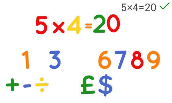 Fridge Magnet Letters+Numbers screenshot 3
