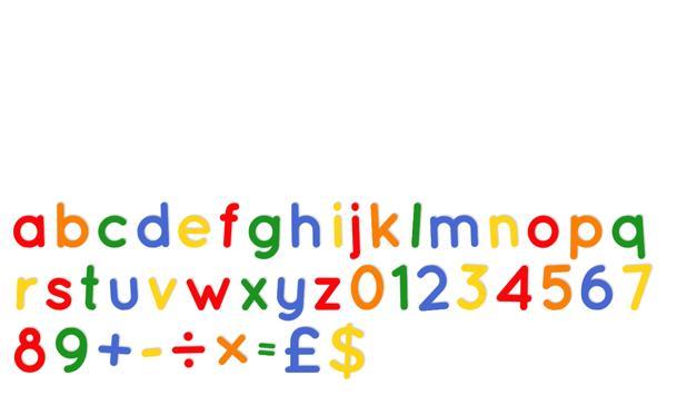 Fridge Magnet Letters+Numbers screenshot 11