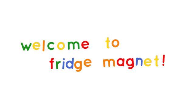 Fridge Magnet Letters+Numbers screenshot 8