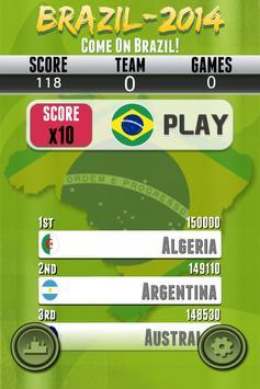 Versus: Brazil 2014 poster