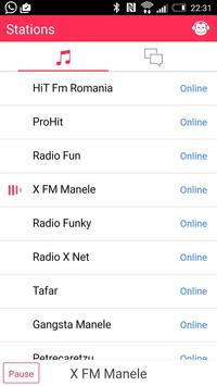 Monkey Radio Manele screenshot 1