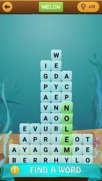 Word Island - Brain Trainer poster