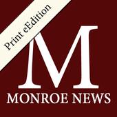 Monroe News eEdition icon