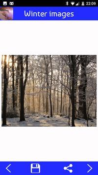 Winter Images apk screenshot