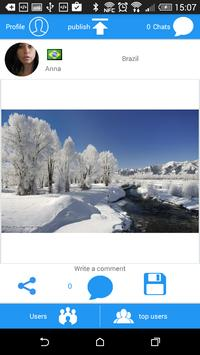 Winter apk screenshot