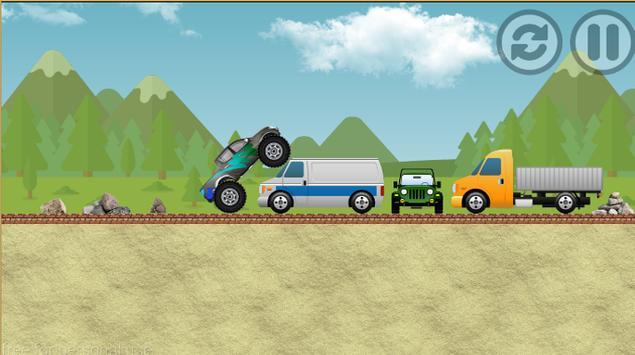 Monster Cars III poster