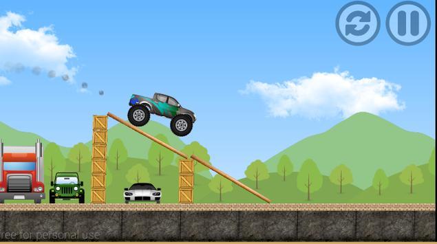 Monster Cars III screenshot 1