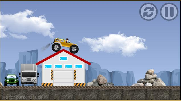 Monster Cars II apk screenshot